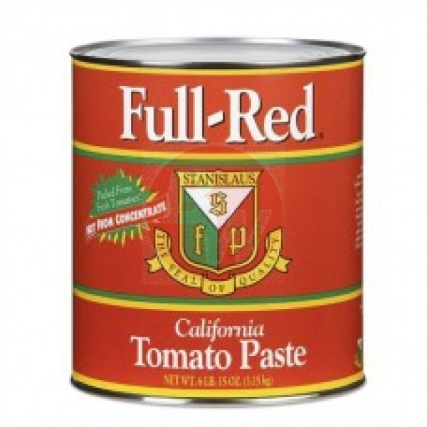 Stanislaus - Full Red Tomato Paste 6x100oz