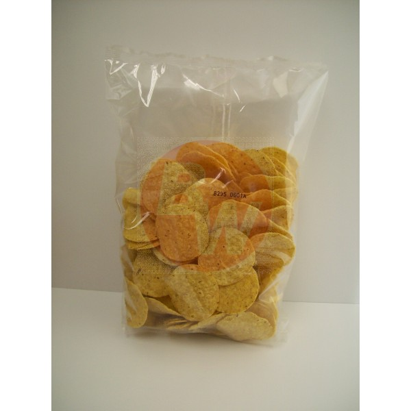 Solis Foods Mexicasa - Nacho Chips Round 3kg x 6
