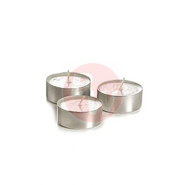 Yummi - #00100 - Tealights Unscented 100/Case