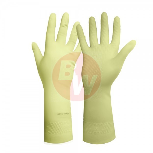 Ronco - 125-08 - Medium Canners 16 Mil Latex Unlined Gloves 12 PAIR/Pack