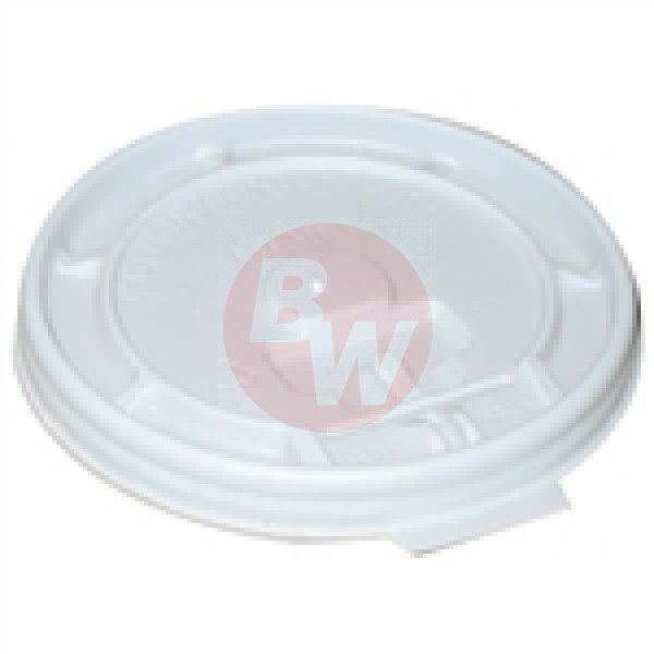 Genpak - FBS100 - Tear Back Lid For 100M/120M, 10-12 Oz Foam Cup 1000/Case