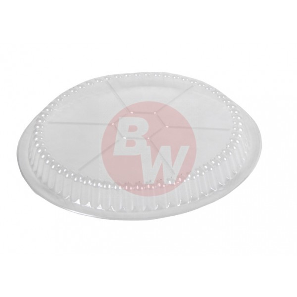 Clear Dome Lid For 9In 1 X 500 (Hfa)
