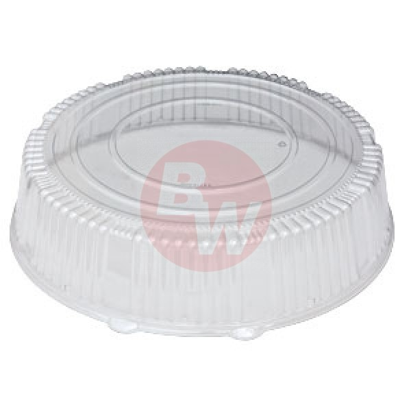 "Wna - A18PETDMHI - 18"" High Dome Lid 25/Case"