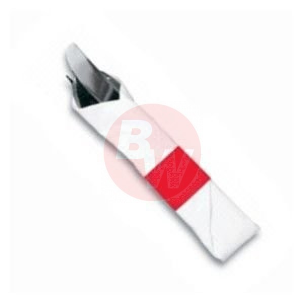 Generic - Red - Paper Napkin Bands 2500/Pack