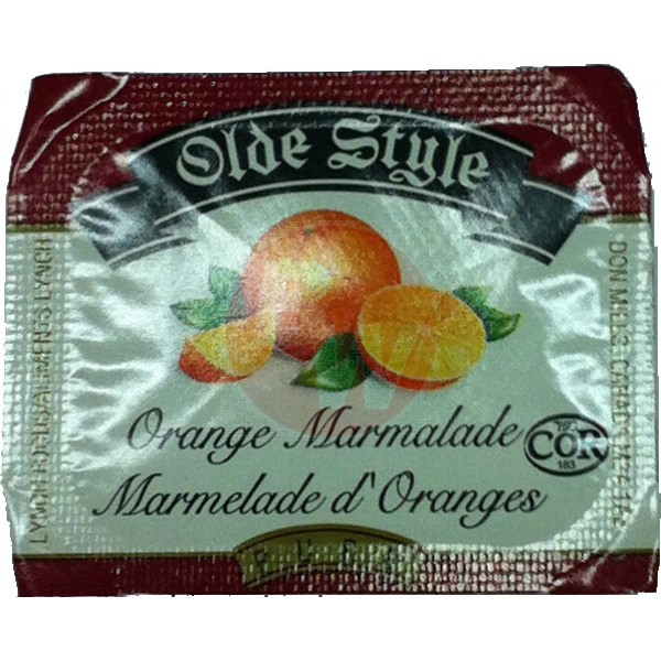 Lynch Foods - Old Style Marmalade Portion 10ml x 200