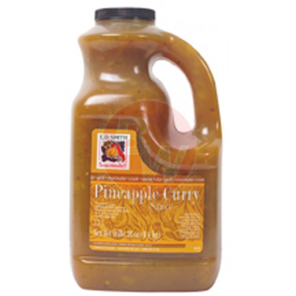 ED Smith  SCM Pineapple Curry Sauce 2  x 3.7L