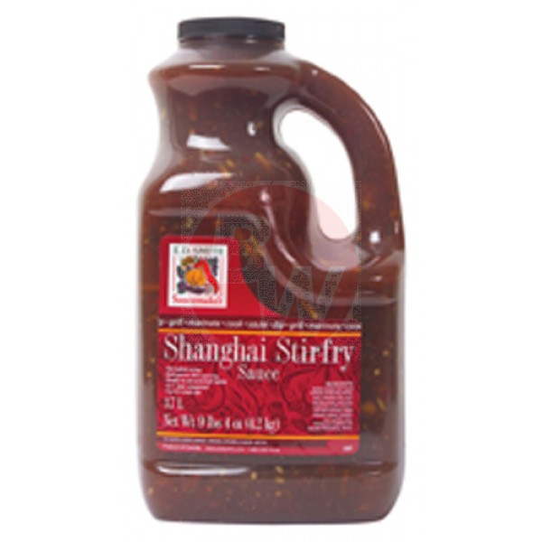 ED Smith  SCM Shanghi Stirfry Sauce 2  x 3.7L