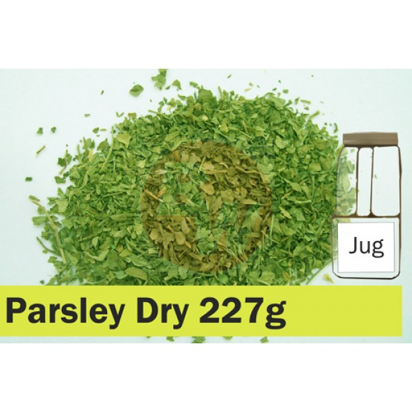 KOS Parsley Flakes 227g Jug