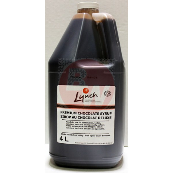 Lynch Foods - Premium Chocolate Syrup 4L
