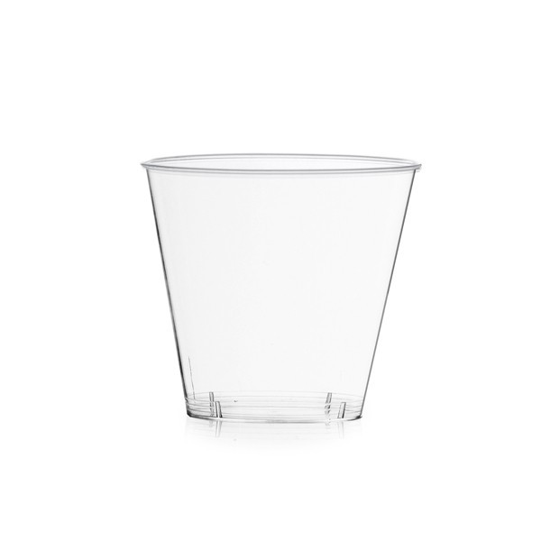 Touch - 93-181 - 1 Oz Plastic Shot Glass Clear 1440/Case
