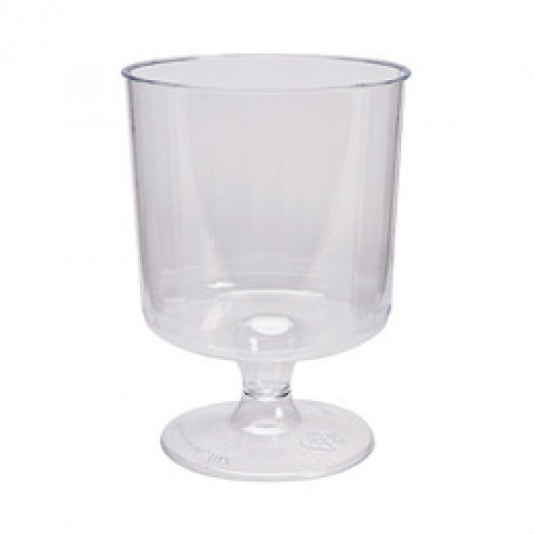 Touch - 93-102 - 5 Oz Plastic Wine Glass Clear 144/Case
