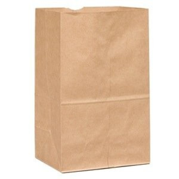 Atlas - 9.75X6X16.5 - Heavy Duty Kraft Bag 500/Case