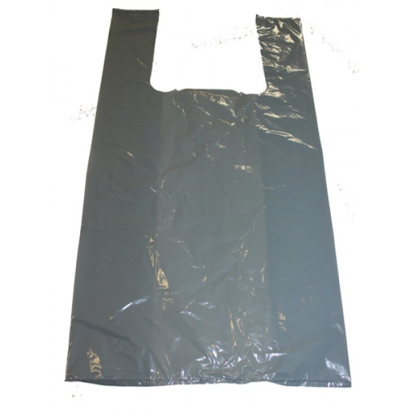 Amber - S2C - T-Shirt Shopping Bags Low Density - Colour 2000/Case