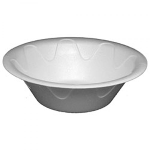 Darnel - DU5006501 - 12 Oz Foam Bowls, White 1000/Case