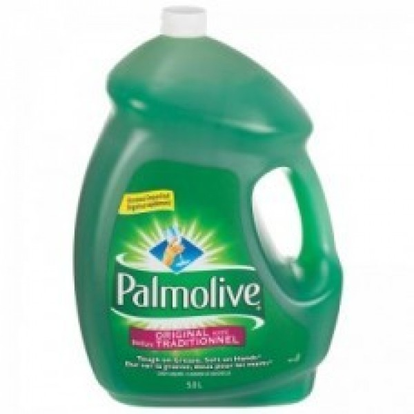 Palmolive - 31222 - Manual Liquid Dishwashing Soap 5L/Each