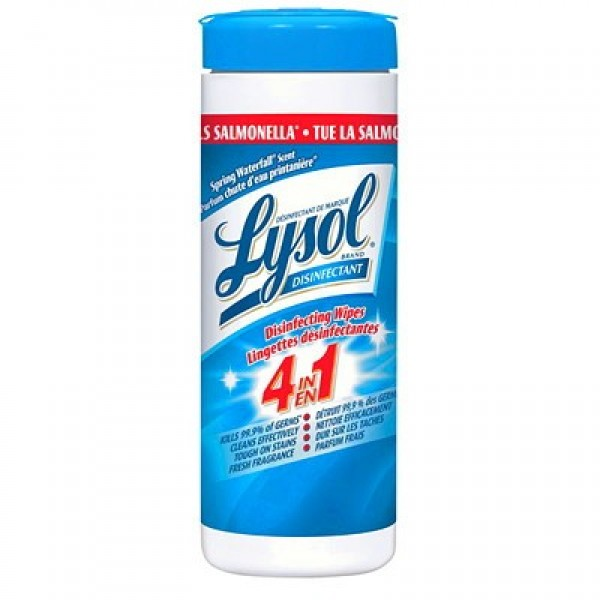 Lysol - 75552 - Disinfecting Wipes 35 WIPES/Each