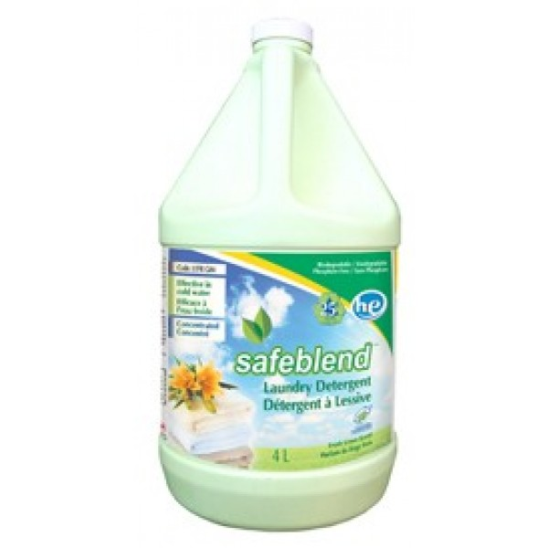 Safe Blend - LEFR - Eco Laundry Detergent Liquid 4X4L/Case