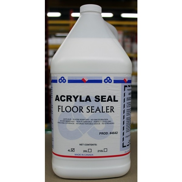 Crown - 4642.30 - Acryla Seal 4X4L/Case
