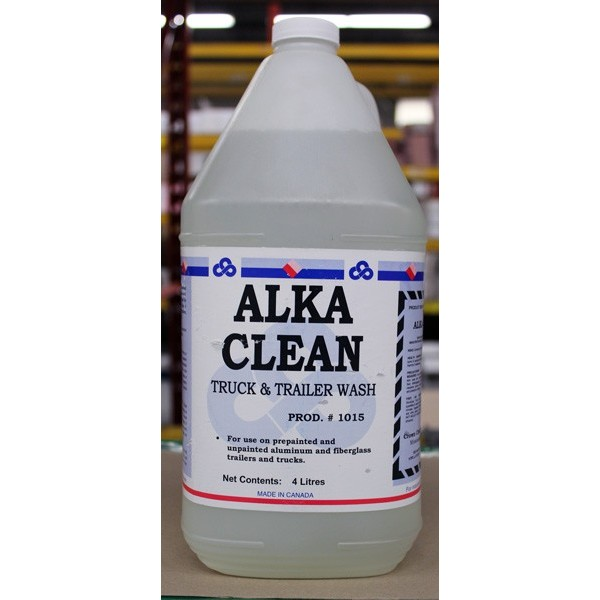 Crown - 1015.30 - Alka Clean Truck Wash 4X4L/Case