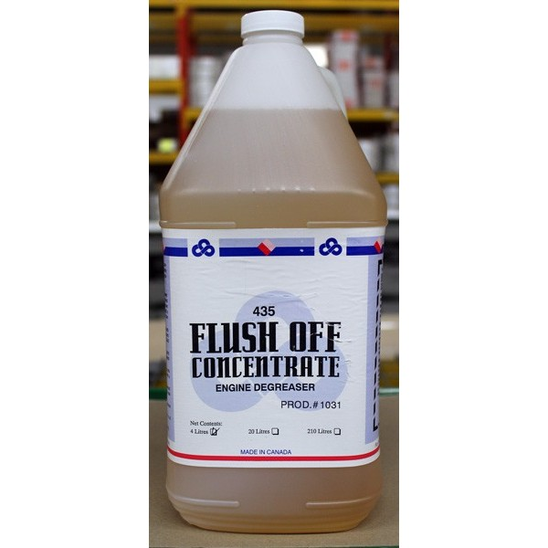 Crown - 1031.30 - Flush Off Engine Degreaser - 4X4L/Case