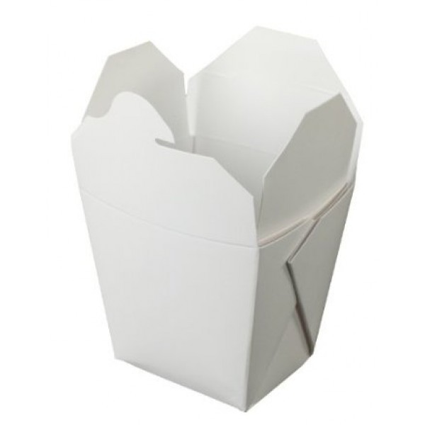 Genpak - R16 - Paper Food Pails 100/Pack