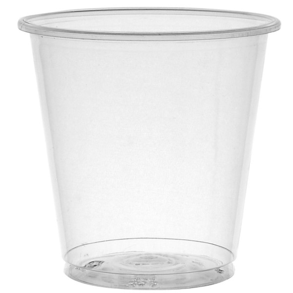 Touch - 93-190 - 3.5 Oz Sampling Cup Translucent 105Ml 2500/Case