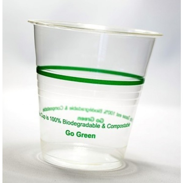 Bio-Sposables - CF 955  - 14 Oz Pla Clear Cup 1000/Case