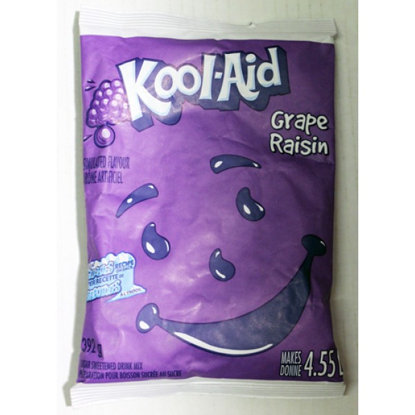 Kool-Aid Slushie Grape 392g