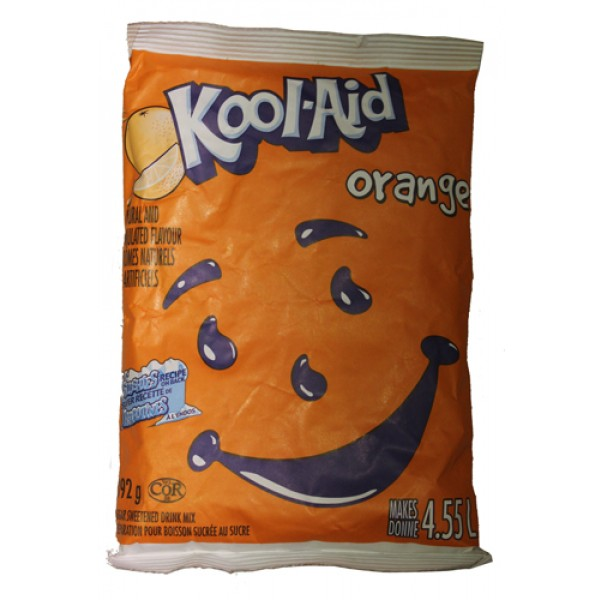 Kool-Aid Slushie Orange 392g