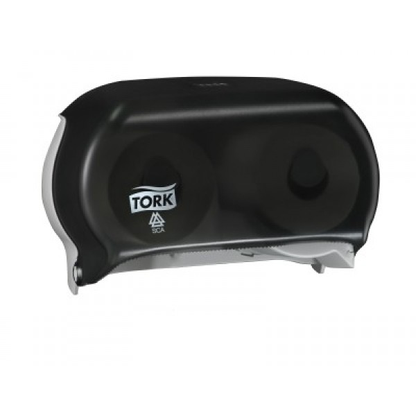 Tork - 59TR - Universal Dispenser For Household Bathroom Tissue - Double Roll, Plastic  1 UNIT/Each