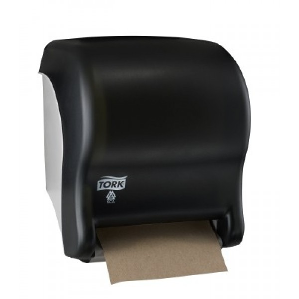 Tork - 86ECO - Universal Dispenser For Paper Towel Roll 200'-800', Hands Free 1 UNIT/Each