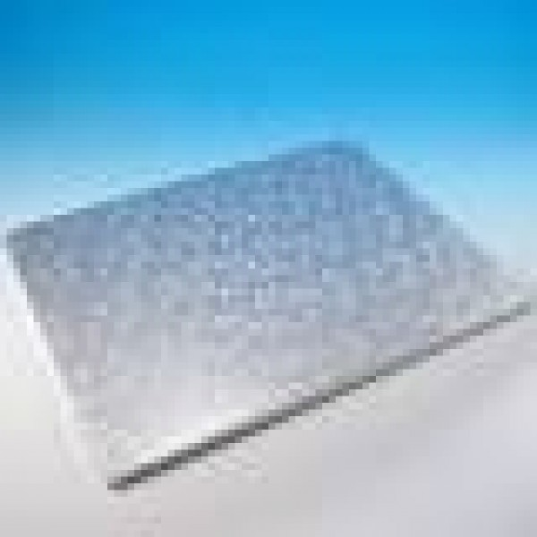 "Enjay - #1/4-16342234S - 17""X25""X1/2"" Cake Board Sheets Full Slab - Silver 6/Pack"