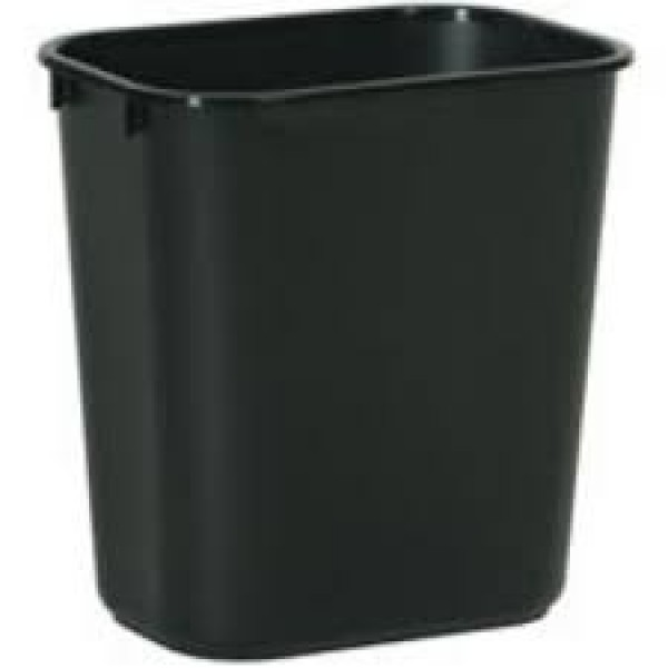 Dynapak - 28qt Black - Waste Basket 1 UNIT/Each