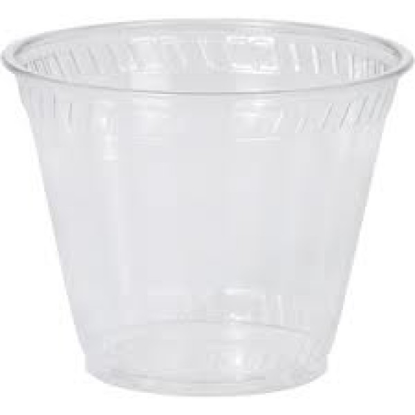 Fabri-Kal - KC9OF - 9Oz Old Fashioned Kalclear Pete Cups 1000/Case