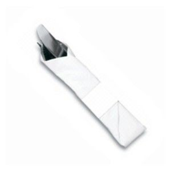 Generic - White - Paper Napkin Bands 2500/Pack