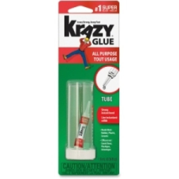 Elmers - 10100 - Original Krazy Glue 2 mL - 1 Each