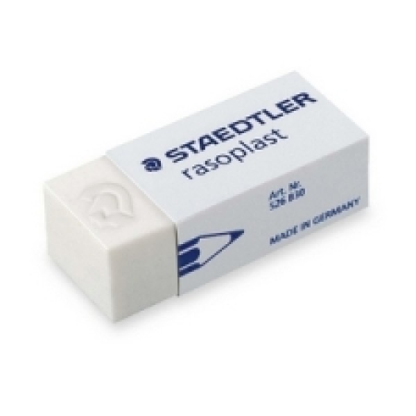 Staedtler - 90798 - Latex Free Eraser - Each