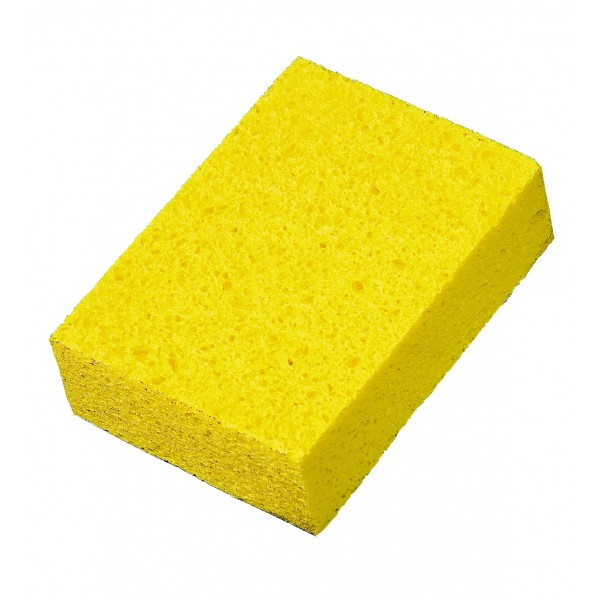 Amber -  - Yellow Cellulose Sponge 1/Each