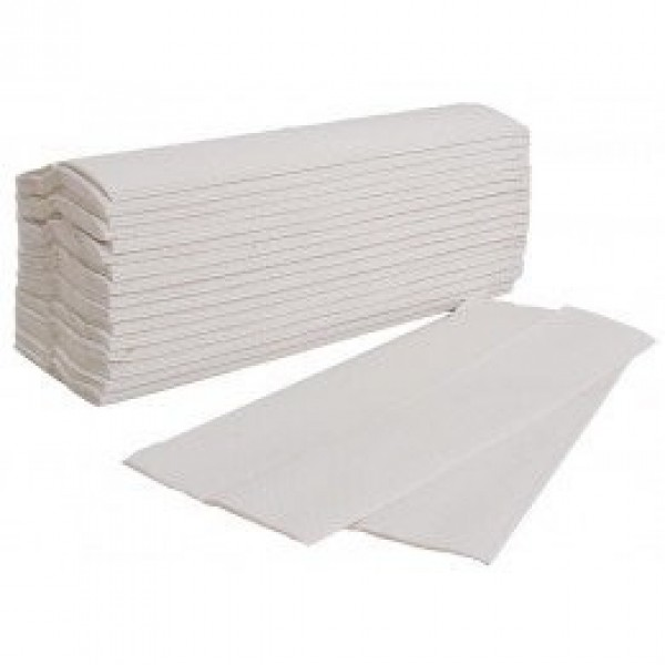 Bell Marque - #00202 - Multifold Towels White 16X250/Case