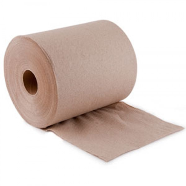 "Metro - RT205K - 205' Kraft Paper Roll - 2"" Core - 24 Rolls/Case"