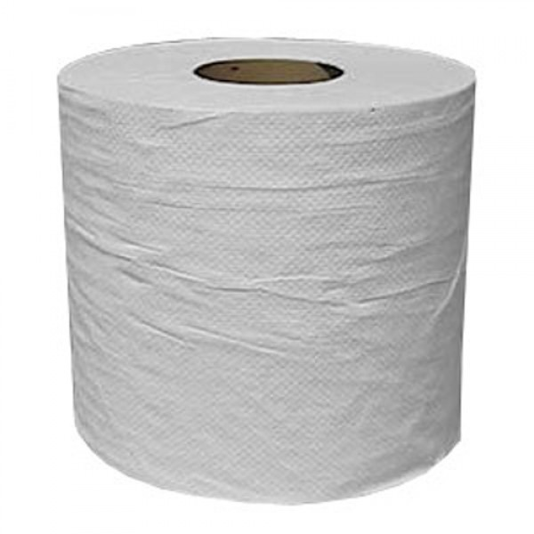 Softex - Center Pull Towel True 600 Sheet 2ply, Preforated 6/Case