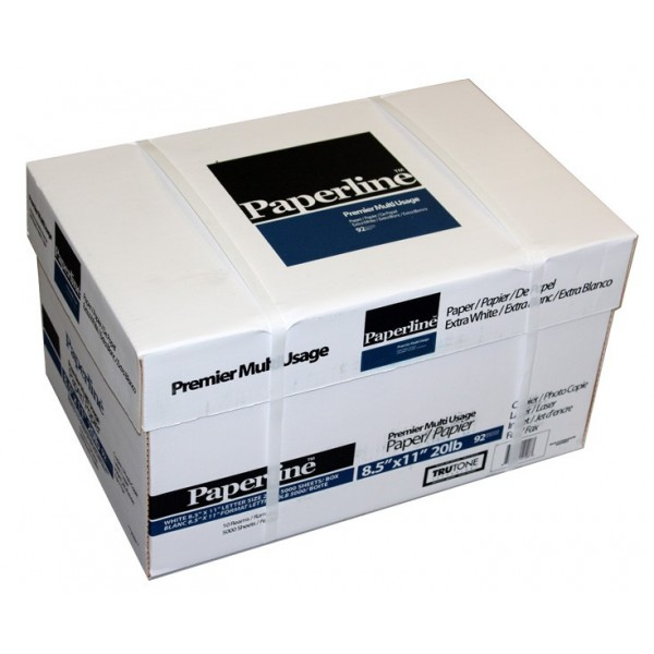 Generic - 8.5 X 11 - Printer/Copy Paper 10X500/Case