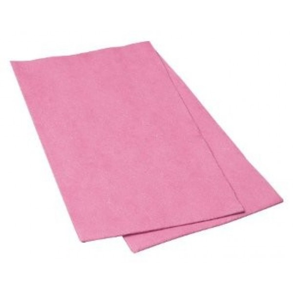 "Chix - 8506 - Pink Foodservice Wipes 11.5""X24"" 100/Case"