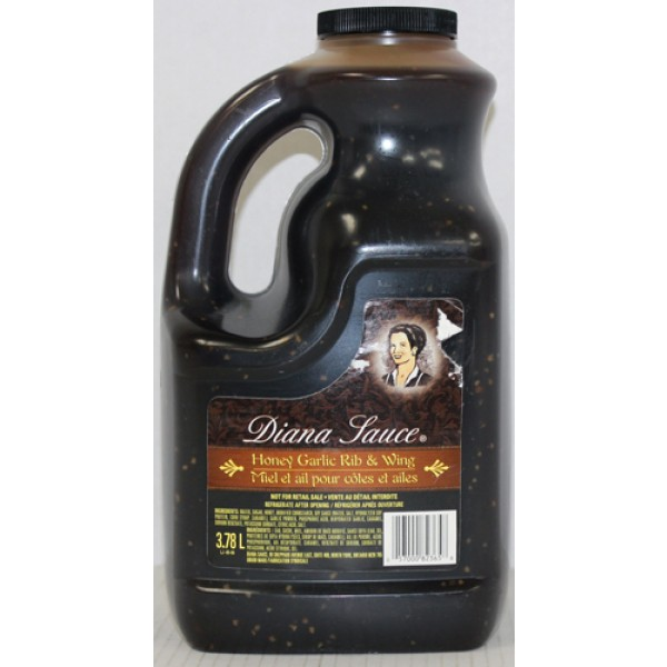 Diana 82365 International Honey Garlic 2 x 3.78 L