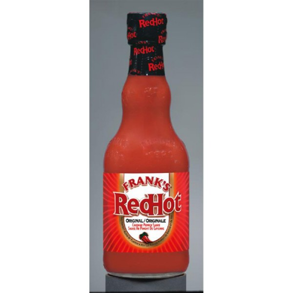 Frank  Red Hot Cayenne Sauce 12 x 354ml
