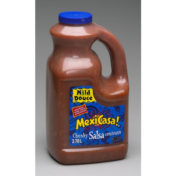 Solis Foods Mexicasa - Chunky Mild Salsa 3.7L