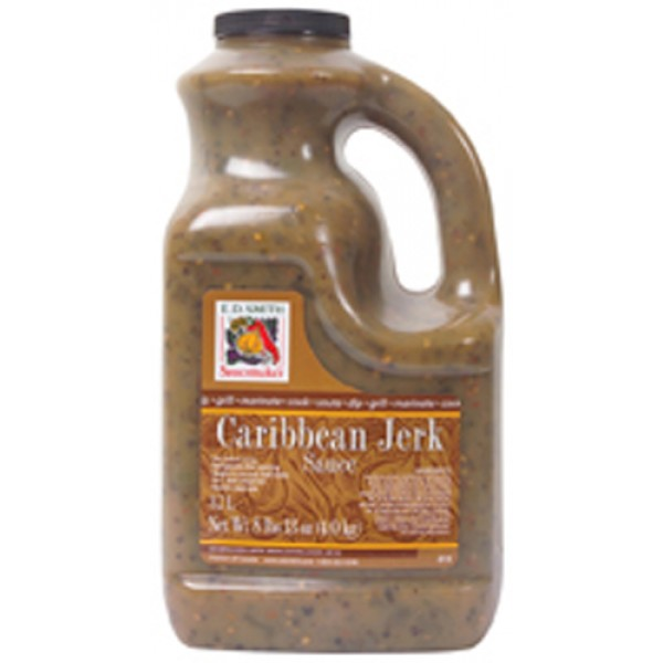 ED Smith  SCM Caribbean Jerk  Sauce 2  x 3.7L