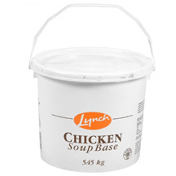 Lynch Foods - Chicken Soup Base 12Lb x 1