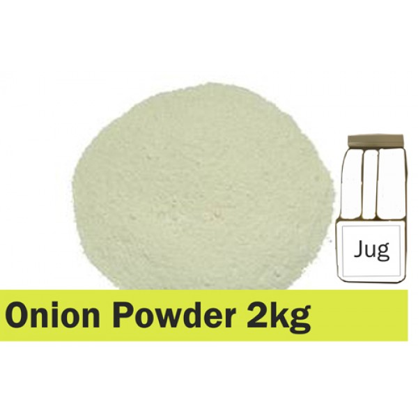 KOS Onion Powder 2 kg Jug