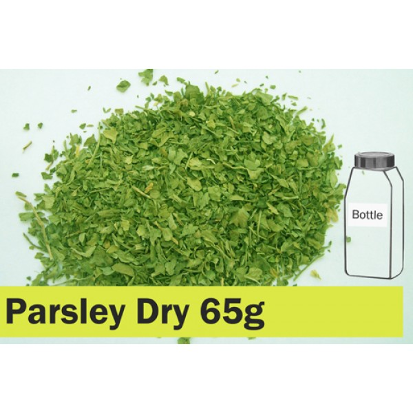 KOS Parsley Flakes 65g Bottle